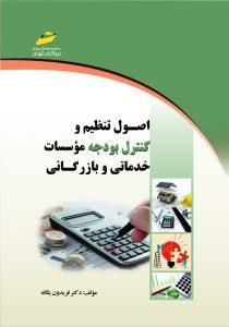 اصول تنظیم و کنترل بودجه موسسات خدماتی و بازرگانی